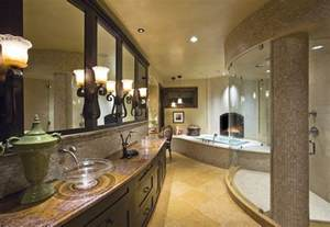 The home features six bedrooms 10 baths a gourmet kitchen with
