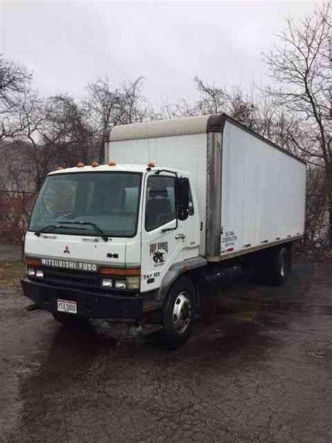 mitsubishi truck 1998 mitsubishi fm mr 1998 van box trucks