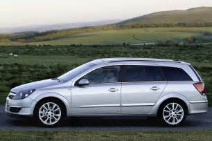 Opel Astra H Caravan 2010 Opel Astra H Caravan Pictures Information And