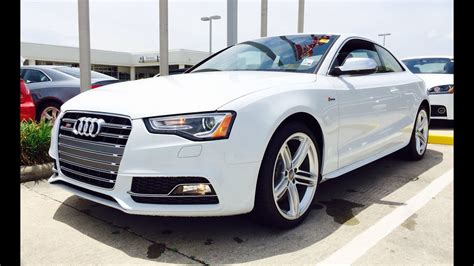 2014 Audi S5 Coupe Quattro Manual Exhaust Start Up And In