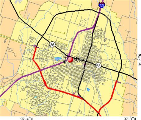 temple texas map euless texas tx zip code map locations demographics invitations ideas