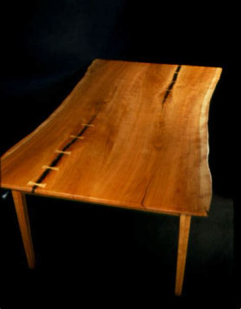 Unique Handmade Furniture - rustic custom made kitchen tables by dumond s custom