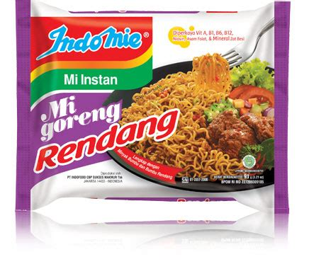 Indofood Kelapa 300g indomie goreng rendang 40 s karton warung furniture