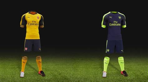 arsenal kit reveal hollywood style puma catch