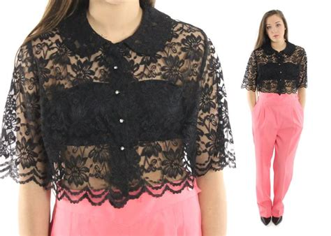 Mammeow Top 5702 Blouse 17 best ideas about black button up shirt on black blouse black and