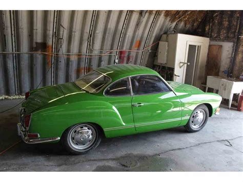 1971 volkswagen karmann ghia for sale classiccars com