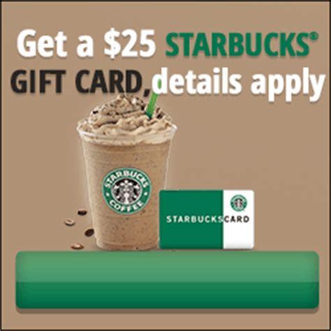 get a 25 starbucks gift card expired freestuff com - Starbucks Gift Card Expire