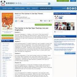 sparknotes catcher in the rye themes melany00 pearltrees