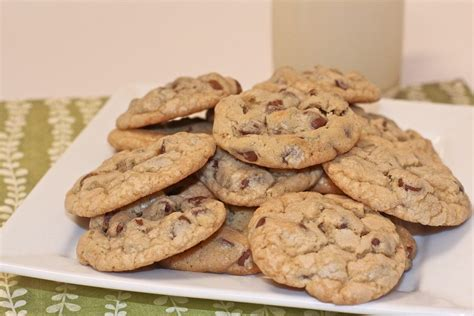 Cookies Handmade - fashioned chocolate chip cookies recipe soft chewy
