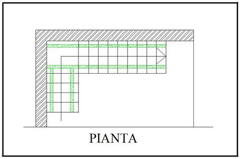 costruire scala interna scala in legno progettazione e costruzione