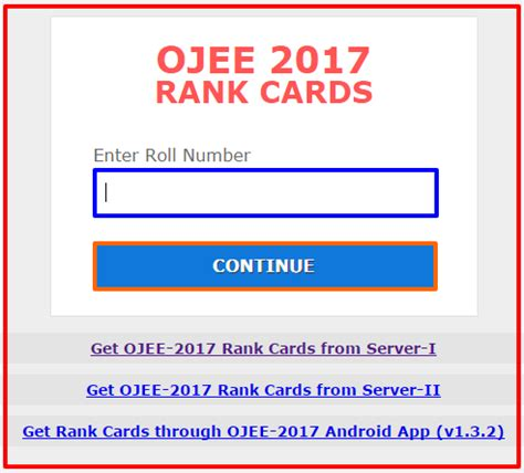 Ojee Mba Syllabus by Ojee Result 2018 Ojee Nic In 2018 Results Odisha Jee
