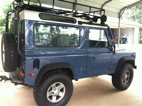 1997 land rover defender 90 1997 land rover defender information and photos