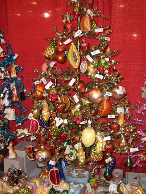 food themed christmas tree christmas trees pinterest