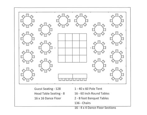 wedding reception layout design seating chart for wedding reception template
