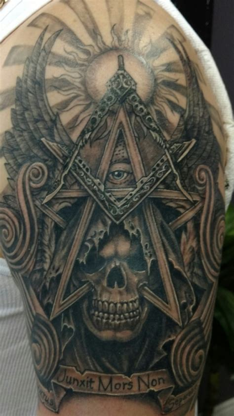 masonic tattoos masonic tattoos my freemasonry freemason information