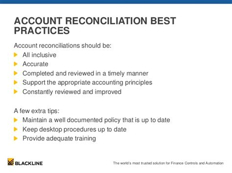 Credit Card Form Best Practices Reconciliations Done Right Automate And Scale Your Bank And Credit C