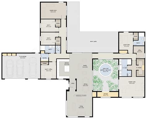 beautiful 5 bedroom house plans with pictures beautiful 5 bedroom house plans with pictures new lifestyle 5 floor plan 392m2 1600