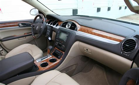 Buick Enclave Pictures Interior by 2010 Buick Enclave Cxl Fwd Interior Photo