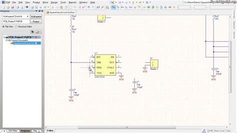 pcb layout tutorial youtube altium designer tutorial schematic capture and pcb layout