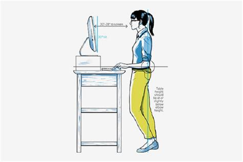 standing reading desk top 10 ways to reduce negative effects of sitting top