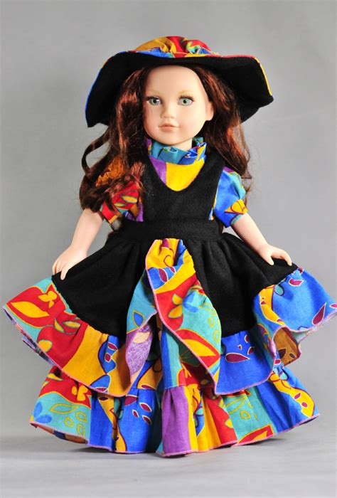 design dress toy new designer retro clothes for dolls american doll best