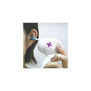 aspi oreille appareil pour nettoyer les oreilles par