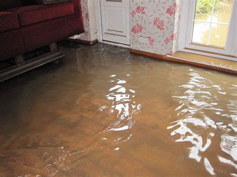 How To Clean A Flooded Bathroom by The Flood Clean Up Begins Becky Naylor
