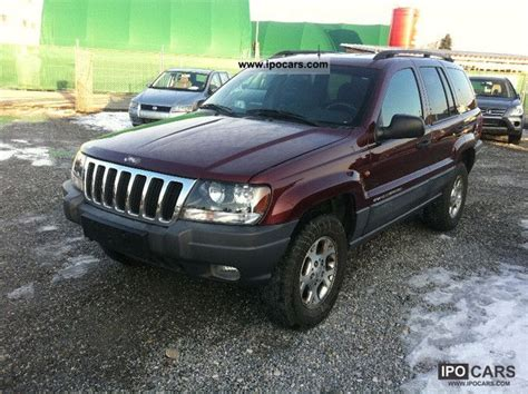 Jeep Grand 2000 Road 2000 Jeep Grand Laredo 3 1 Td Car Photo And Specs