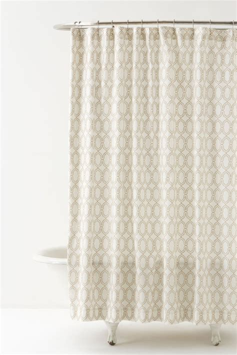 anthro shower curtain atavi shower curtain