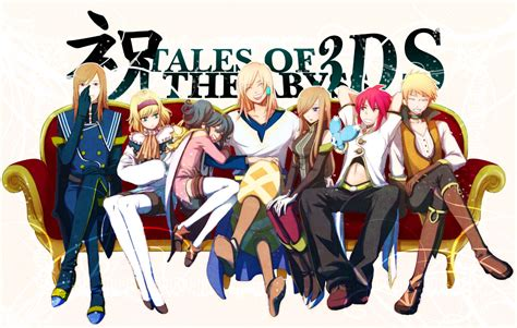 tales of the abyss tales of the abyss 944271 zerochan