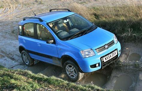 fiat panda 4x4 automatic fiat panda 4x4 2005 car review honest