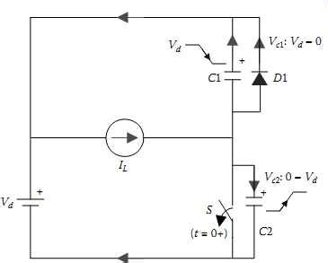 capacitor resonant charging a capacitor charging power supply using series resonant topology 28 images capacitor power