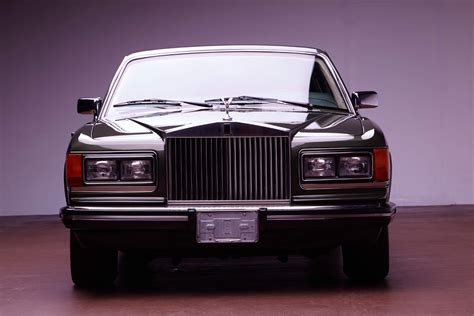 rolls royce silver spur rolls royce used by princess diana goes under the hammer