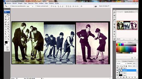 poner dos imagenes juntas latex como poner varias im 225 genes en una sola con photoshop cs3