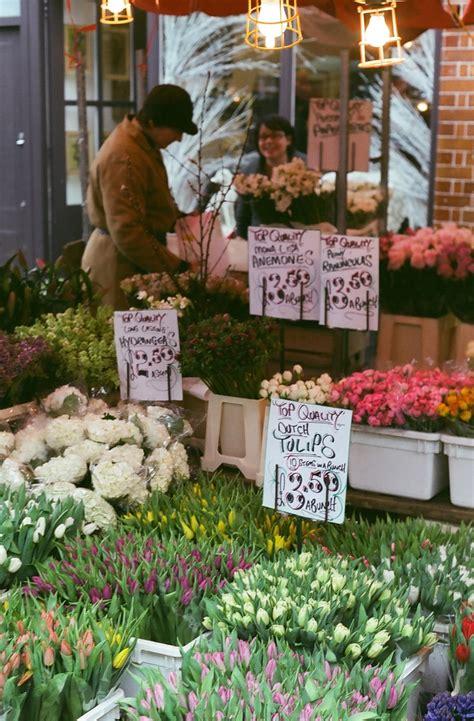 mercato dei fiori londra columbia road flower market il mercato dei fiori di
