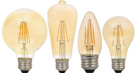 Osram Led Light Bulbs Osram Sylvania Unveils New Time Honored Sylvania Led Ls And Edition 1901 Fixture At Lightfair
