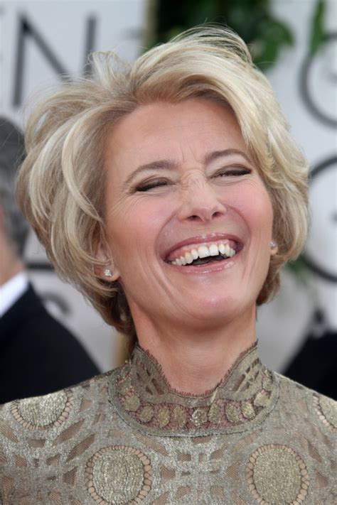 Dlisted   Emma Thompson at the The 71st Annual Golden