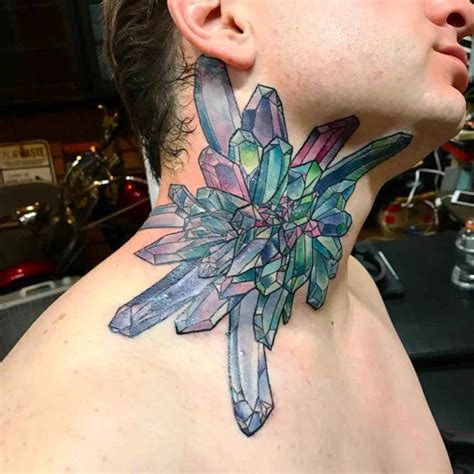 crystal tattoo tattoo collections