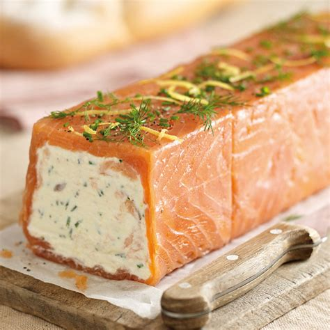 smoked salmon terrine recipe recipes from gail tried and tested raymond blanc s