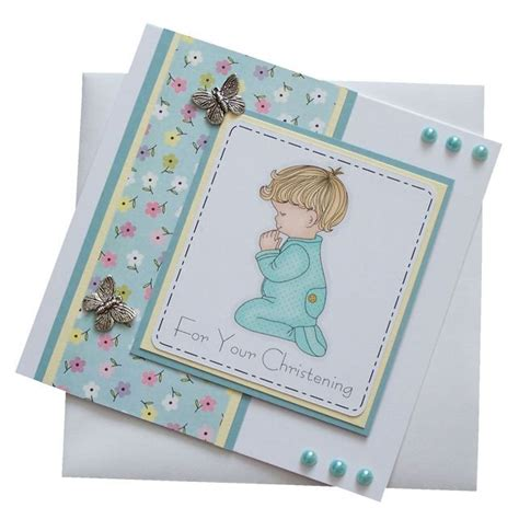 Christening Cards Handmade - 32 best images about cards christening on