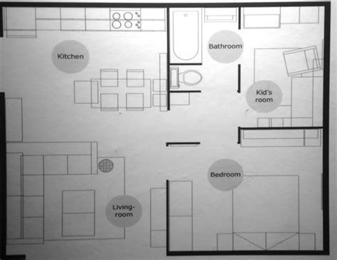 ikea small house floor plans ikea small space floor plans 240 380 590 sq ft my