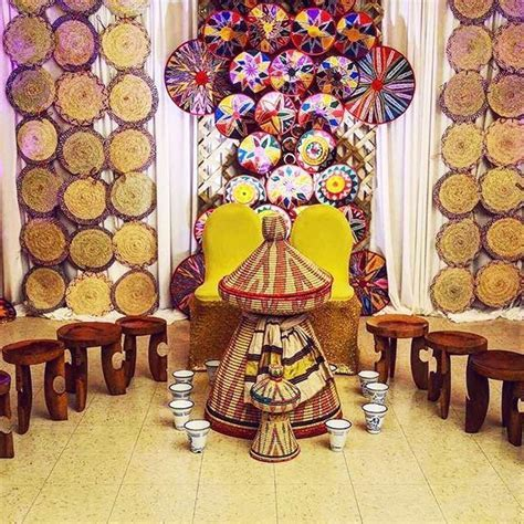 Traditional event ideas! #habesha #wedding #ideas #decor #