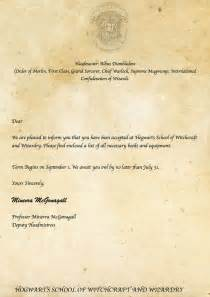 harry potter diy hogwarts acceptance letter https www