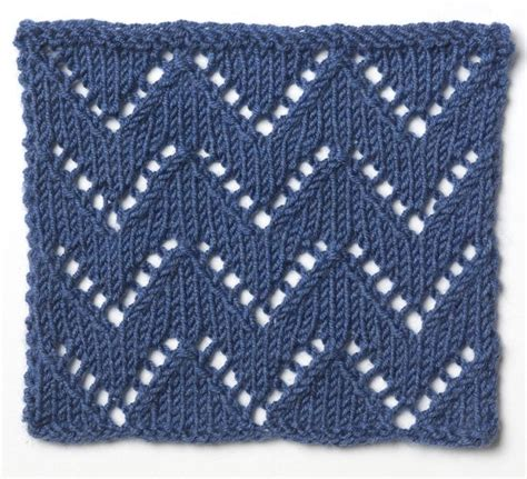 knit chevron pattern 17 best images about knitting stich patterns on