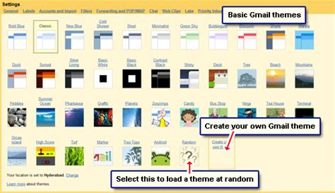 gmail themes cute gmail themes customize your gmail account