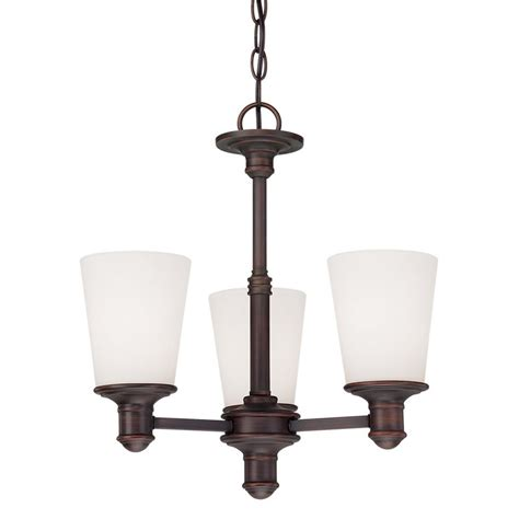 Rubbed Bronze Lighting by Shop Millennium Lighting Cimmaron 17 In 3 Light Rubbed