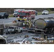 At Least Three People Dead Following Collision Explosion