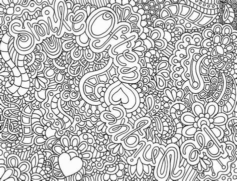 Quotes For Girls To Color Awesome Quotesgram Complicated Coloring Pages