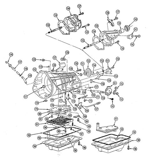 e40d transmission diagram ford e40d transmission diagram 4x4 ford tractor engine