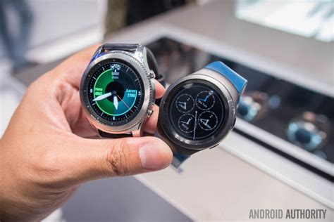 New Sport Style Samsung Galaxy Gear S2 Tali Jam P Berkualitas samsung gear s3 vs gear s2 comparison android authority